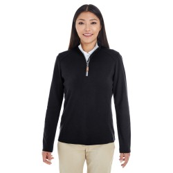 Devon & Jones DG479W Ladies' DRYTEC20 Performance Quarter-Zip