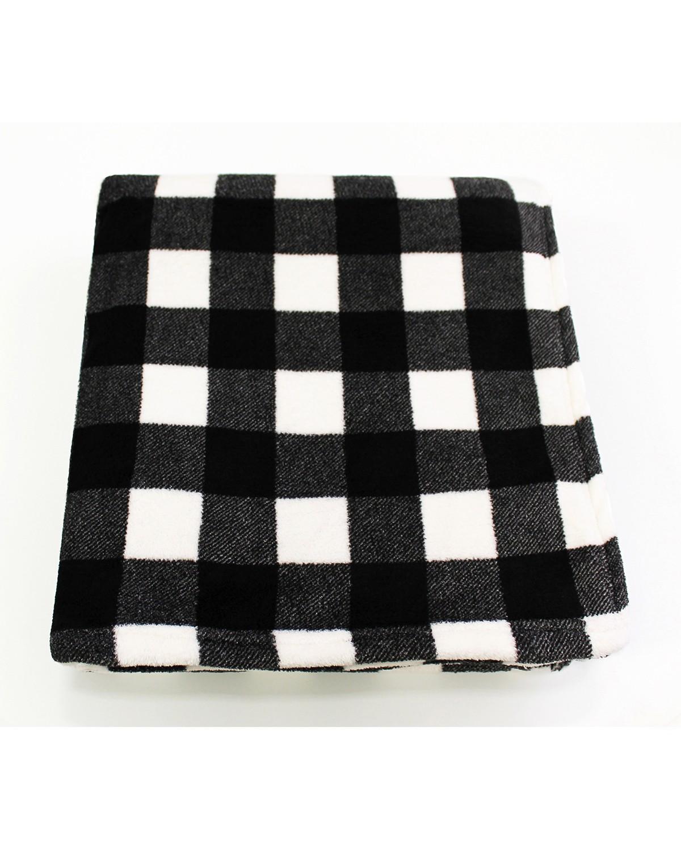 CBN6070 Pro Towels BLK/WHT BFL CHK