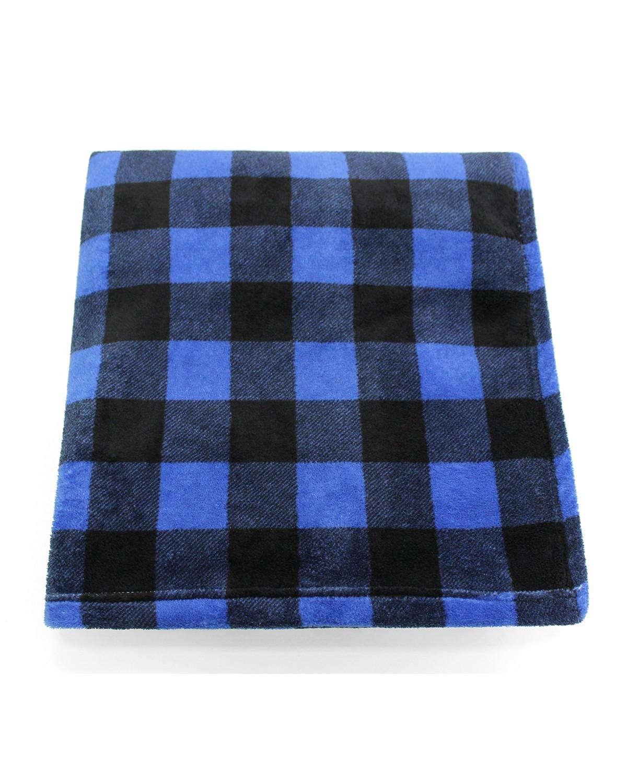 CBN6070 Pro Towels BLU/WHT BFL CHK