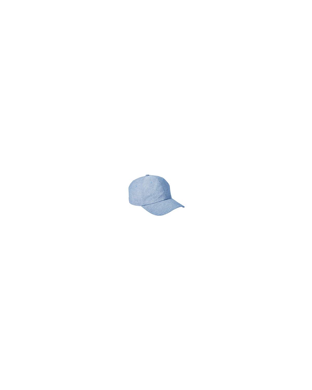 BA614 Big Accessories BLUE CHAMBRAY