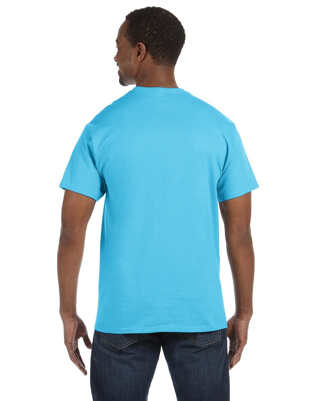5250T Hanes BLUE HORIZON