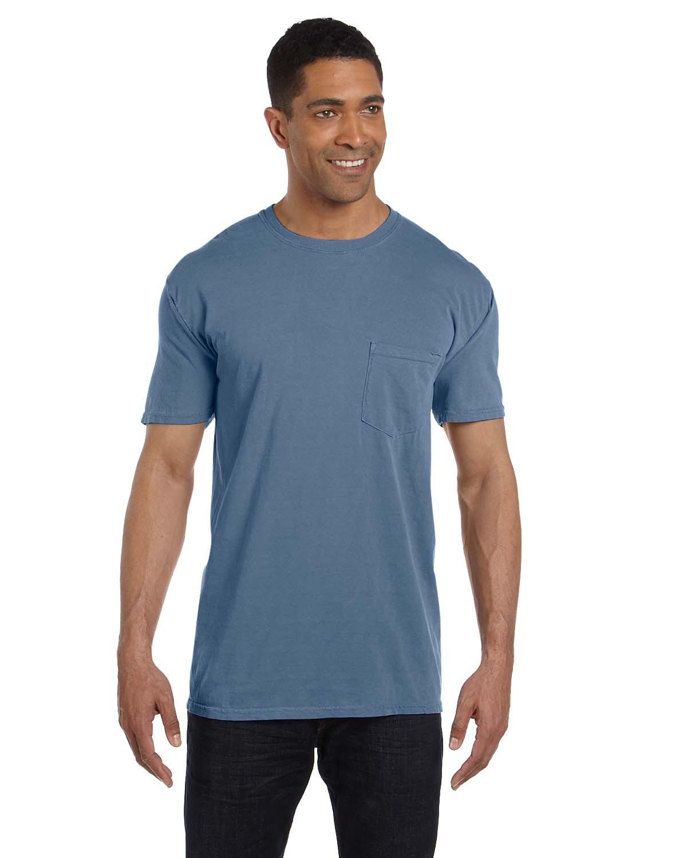 6030CC Comfort Colors BLUE JEAN