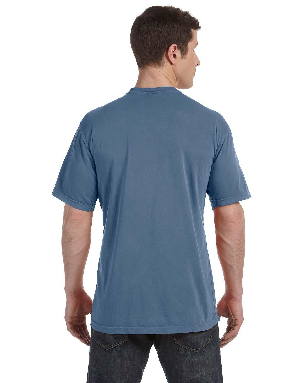 C4017 Comfort Colors BLUE JEAN