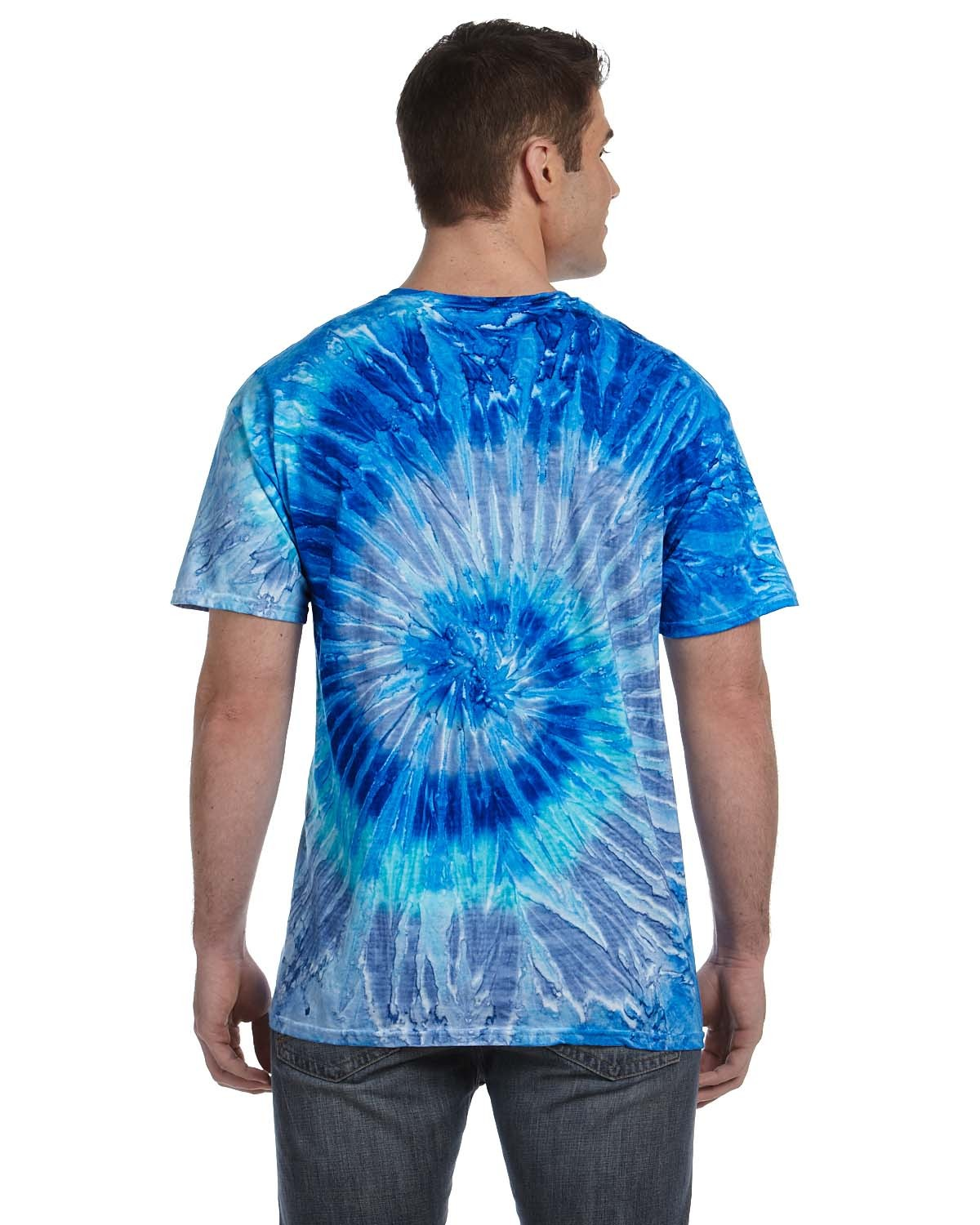 CD100 Tie-Dye BLUE JERRY