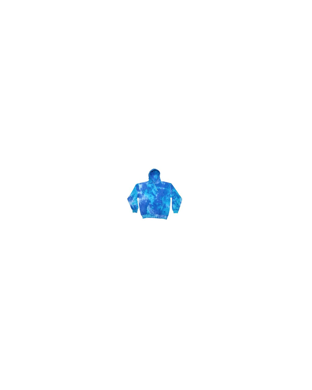 CD877 Tie-Dye BLUE MIX