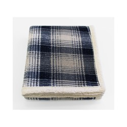 Pro Towels CTP5060 Cottage Plaid Throw Kanata Blanket