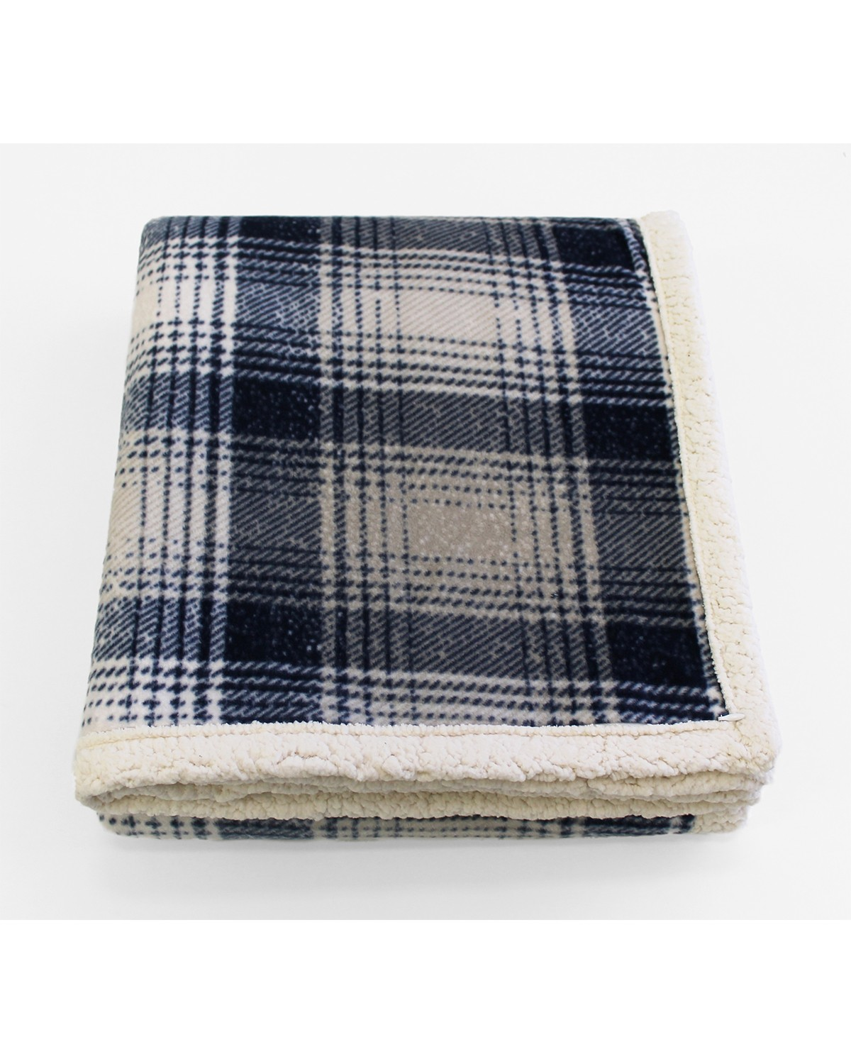 CTP5060 Pro Towels BLUE PLAID