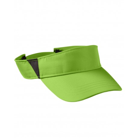 CE002 Core 365 CE002 Adult Drive Performance Visor ACID GREEN/CRBN