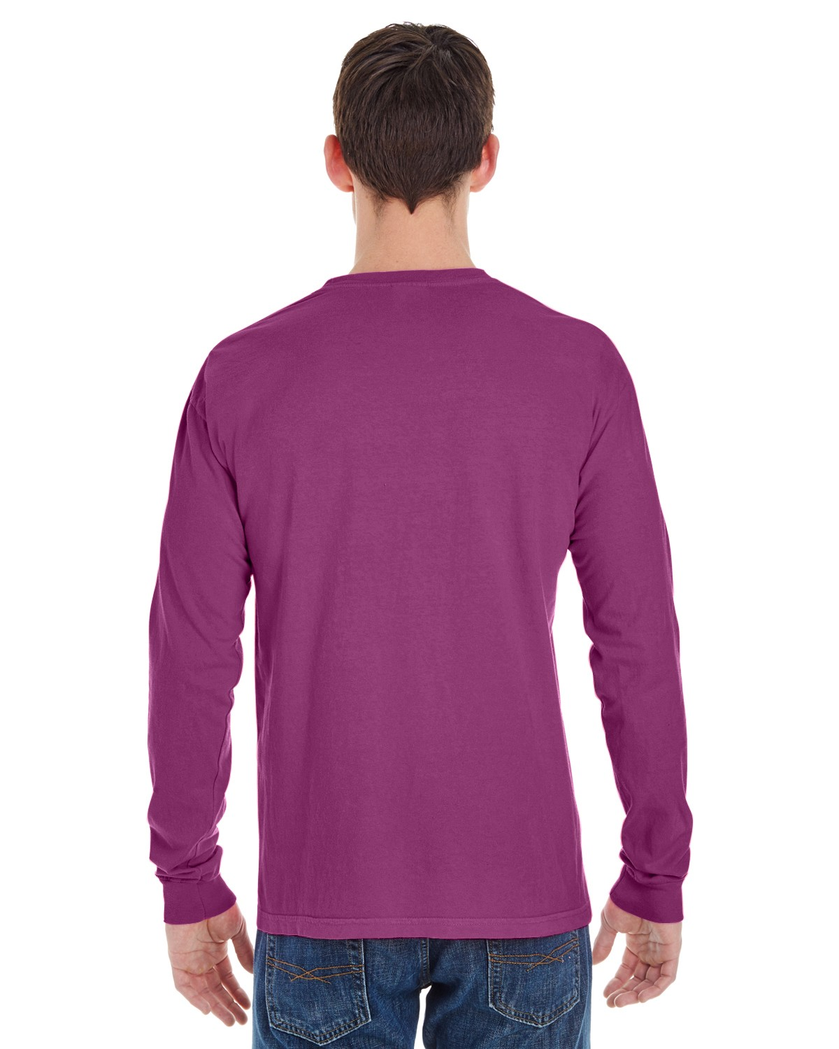 C6014 Comfort Colors BOYSENBERRY