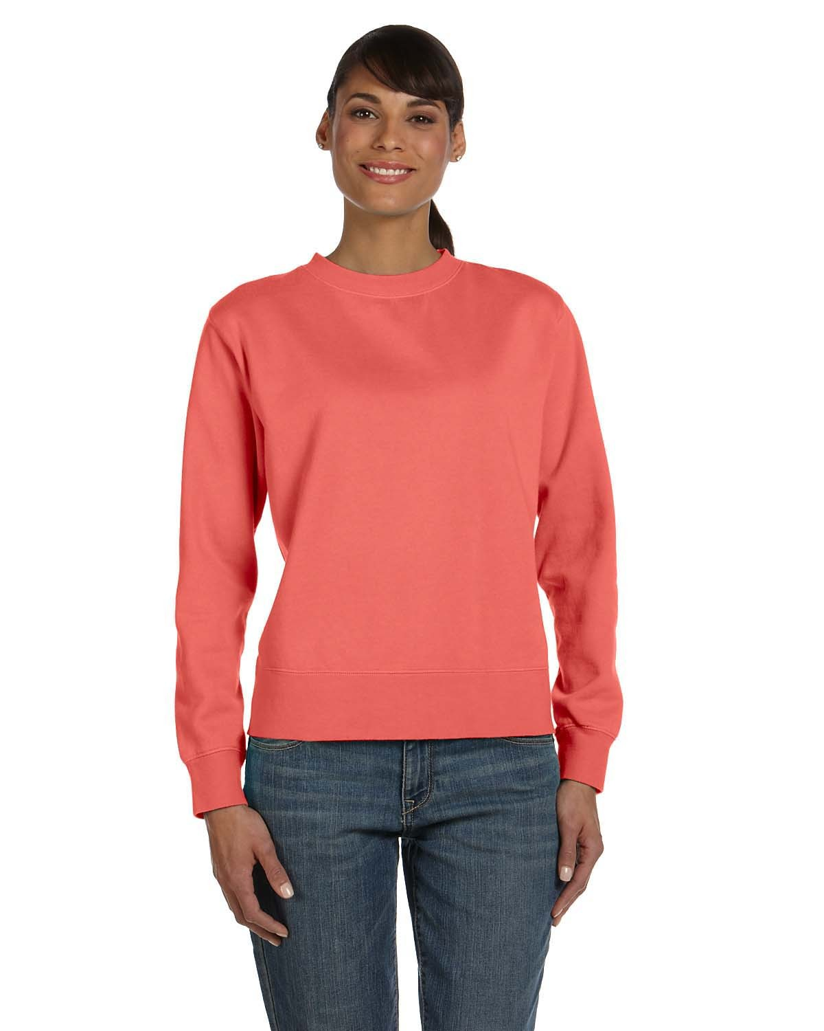 C1596 Comfort Colors BRIGHT SALMON
