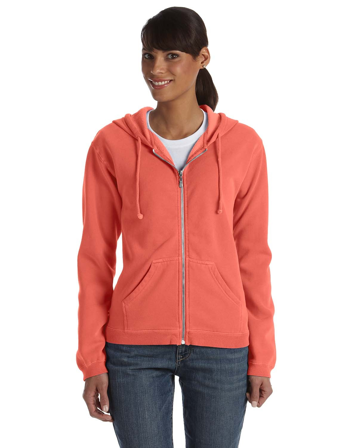 C1598 Comfort Colors BRIGHT SALMON
