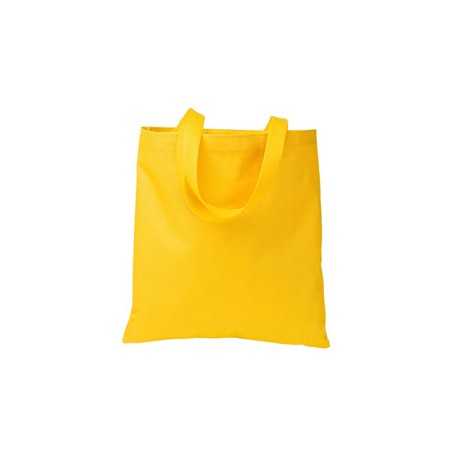 8801 Liberty Bags 8801 Madison Basic Tote BRIGHT YELLOW