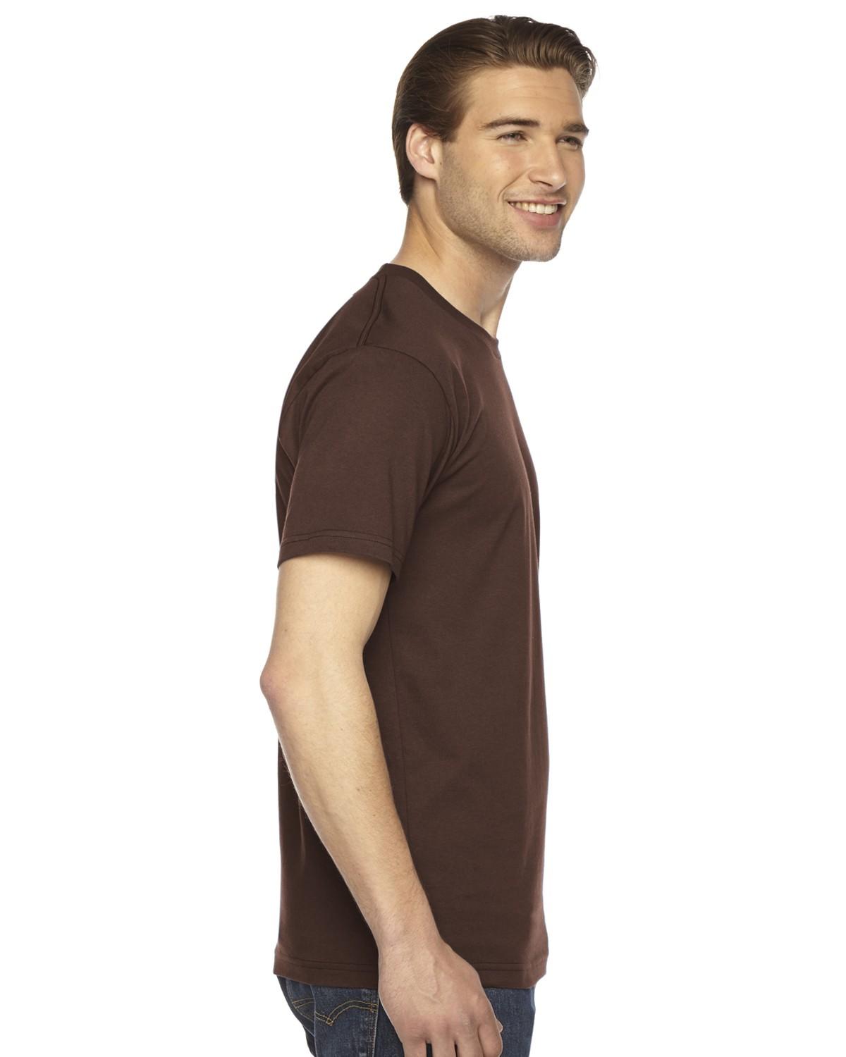 2001W American Apparel BROWN