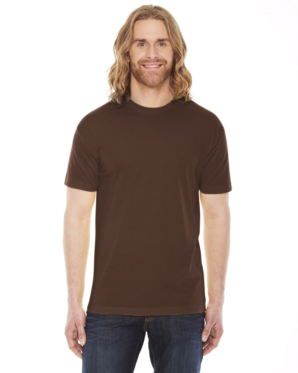 BB401W American Apparel BROWN