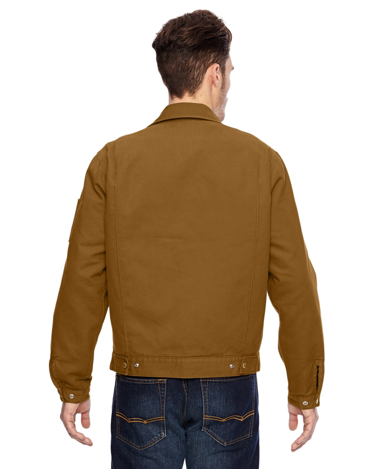 LJ539 Dickies BROWN DUCK