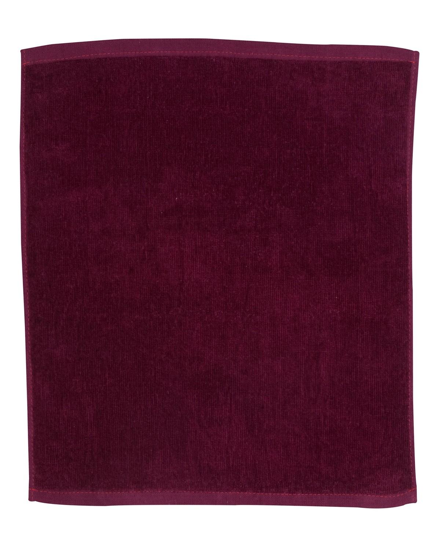 TRU18 Pro Towels BURGANDY