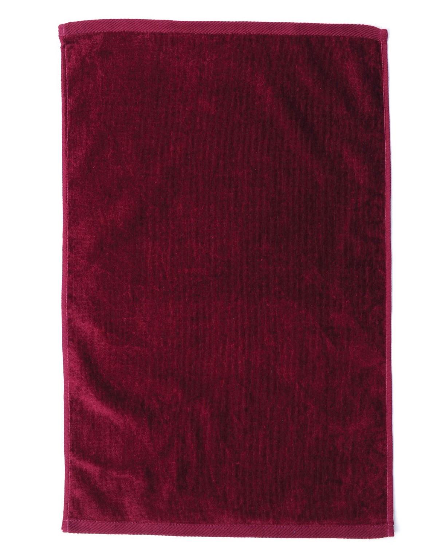 TRU25 Pro Towels BURGANDY