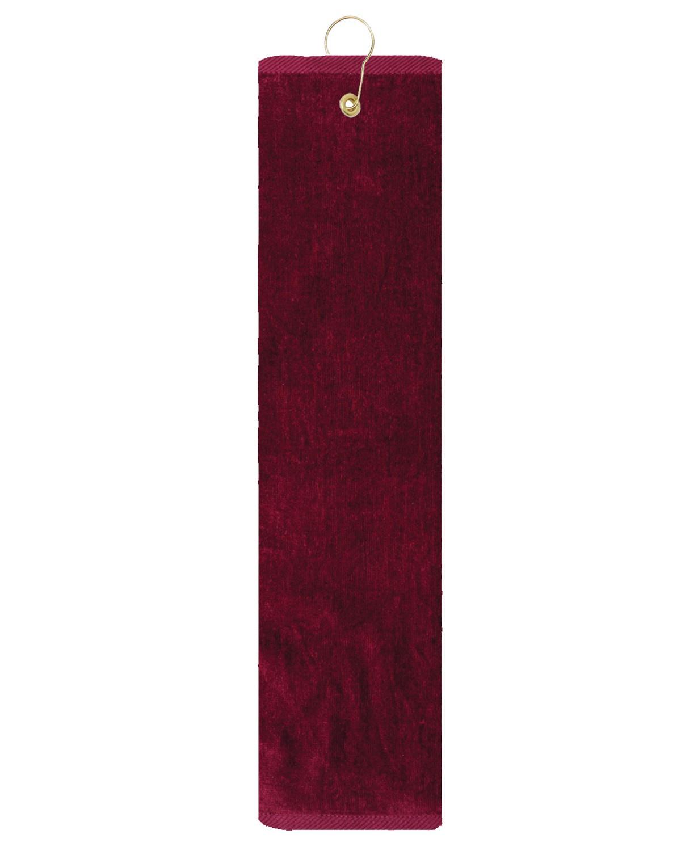 TRU25TF Pro Towels BURGANDY