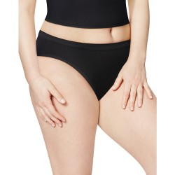 Just My Size 1612C5 Cotton Bikini 5-Pack