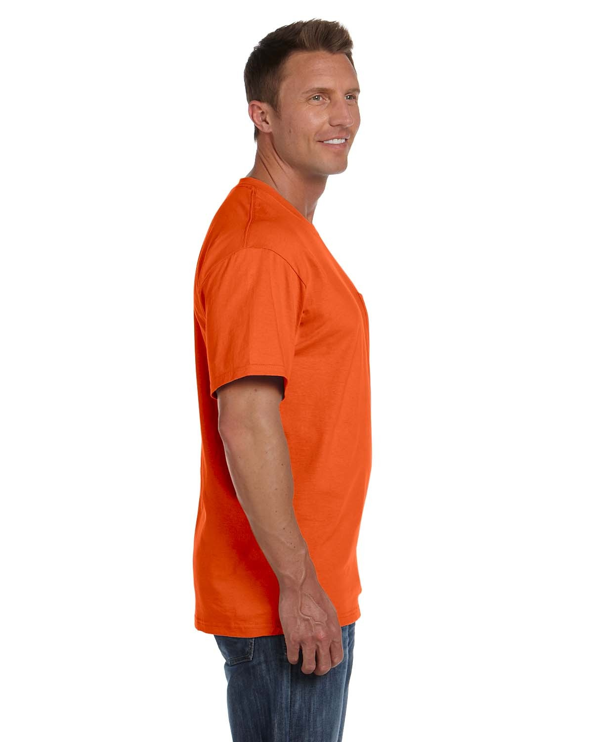 3931P Fruit of the Loom BURNT ORANGE