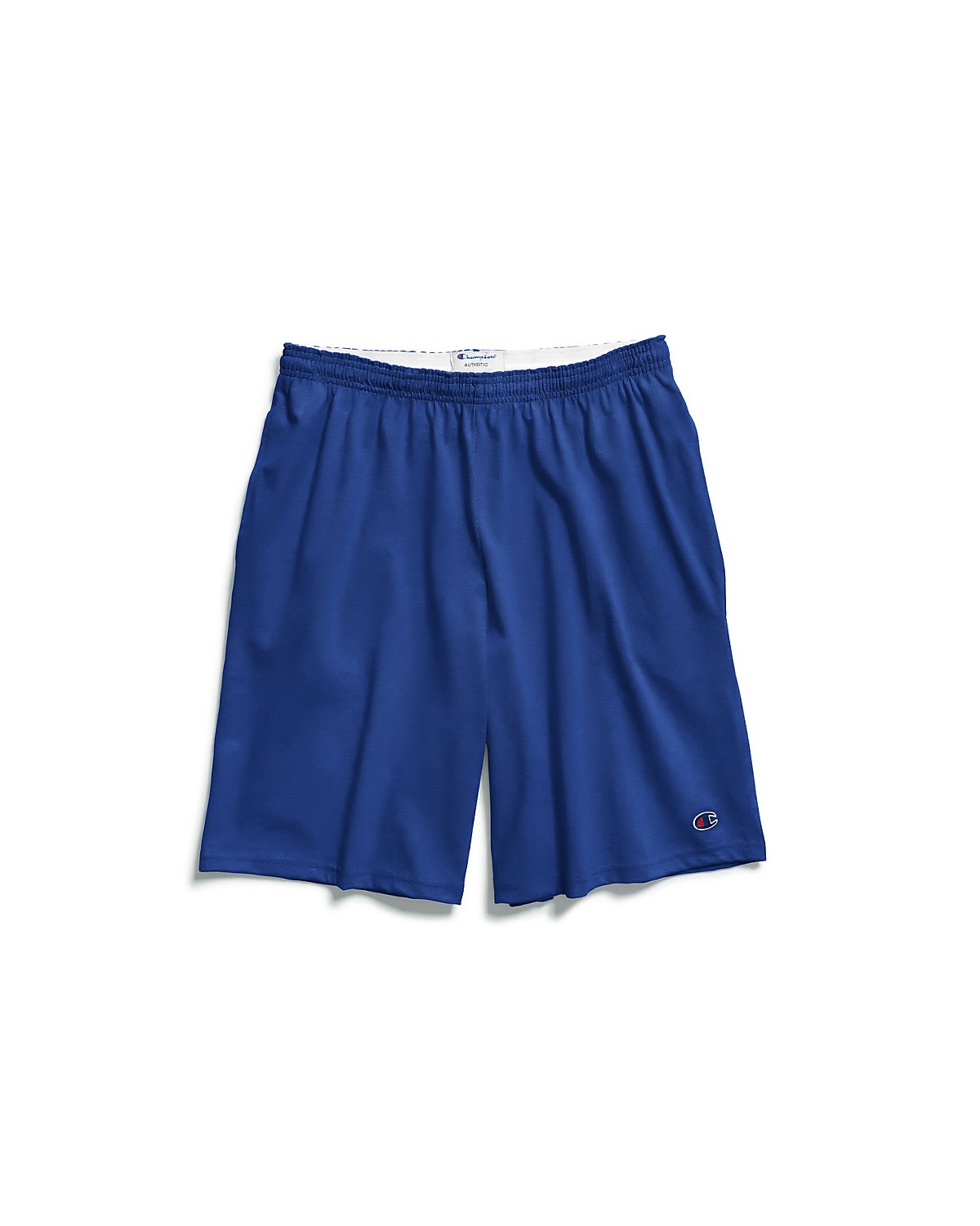 Champion Authentic Cotton 9-Inch Men/'s Shorts with Pockets 85653 407Q88