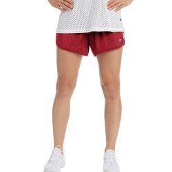 Champion M9593 Womens Reversible Mesh To Jersey Shorts
