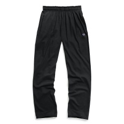Champion P7309 407Q88 Authentic Mens Open Bottom Jersey Pants