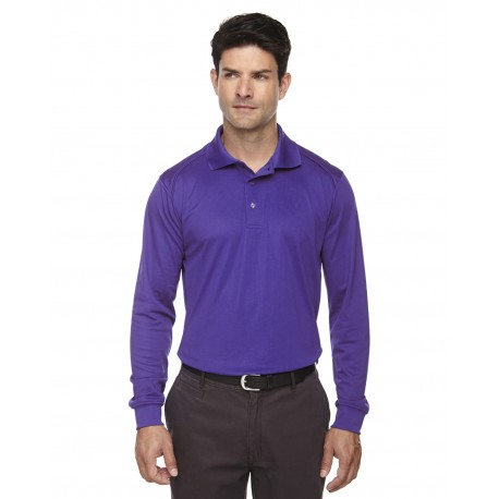 85111 Extreme 85111 Men's Eperformance Snag Protection Long-Sleeve Polo CAMPUS PRPLE 427