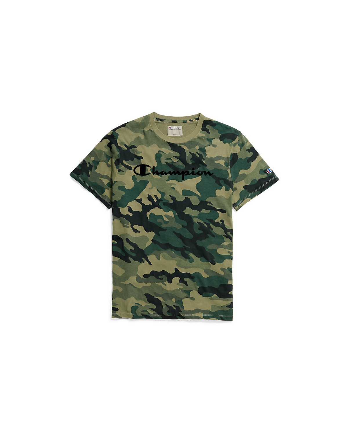 T3332P 549920 Champion Fig Green Camo