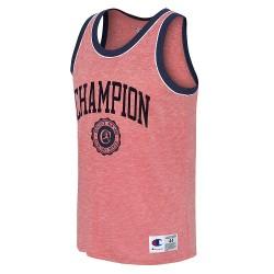 Champion T39473 549802 Mens Heritage Tank Collegiate Crest