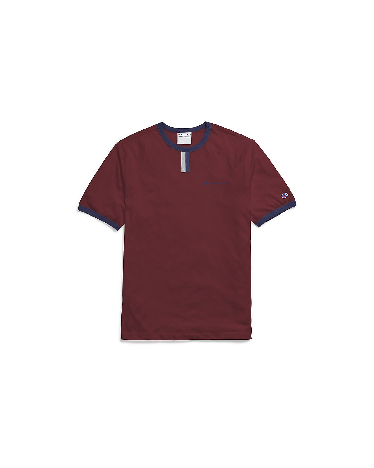 T5050 550031 Champion Maroon/Oxford Grey/Imperial Indigo