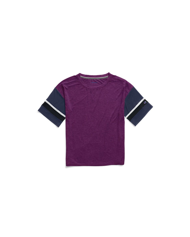 W3238 Champion Dark Berry Purple Heather