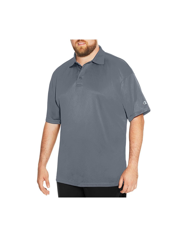 Champion Vapor Big /& Tall Short-Sleeve Polo Shirt