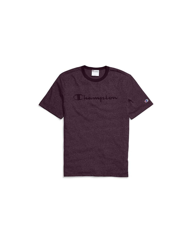 T4508G 549914 Champion Raisin Purple Heather/Raisin Purple