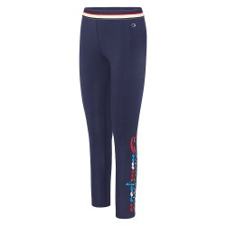 Champion M5073G 550247 Champion Womens Authentic Leggings, Multi-Color Logo