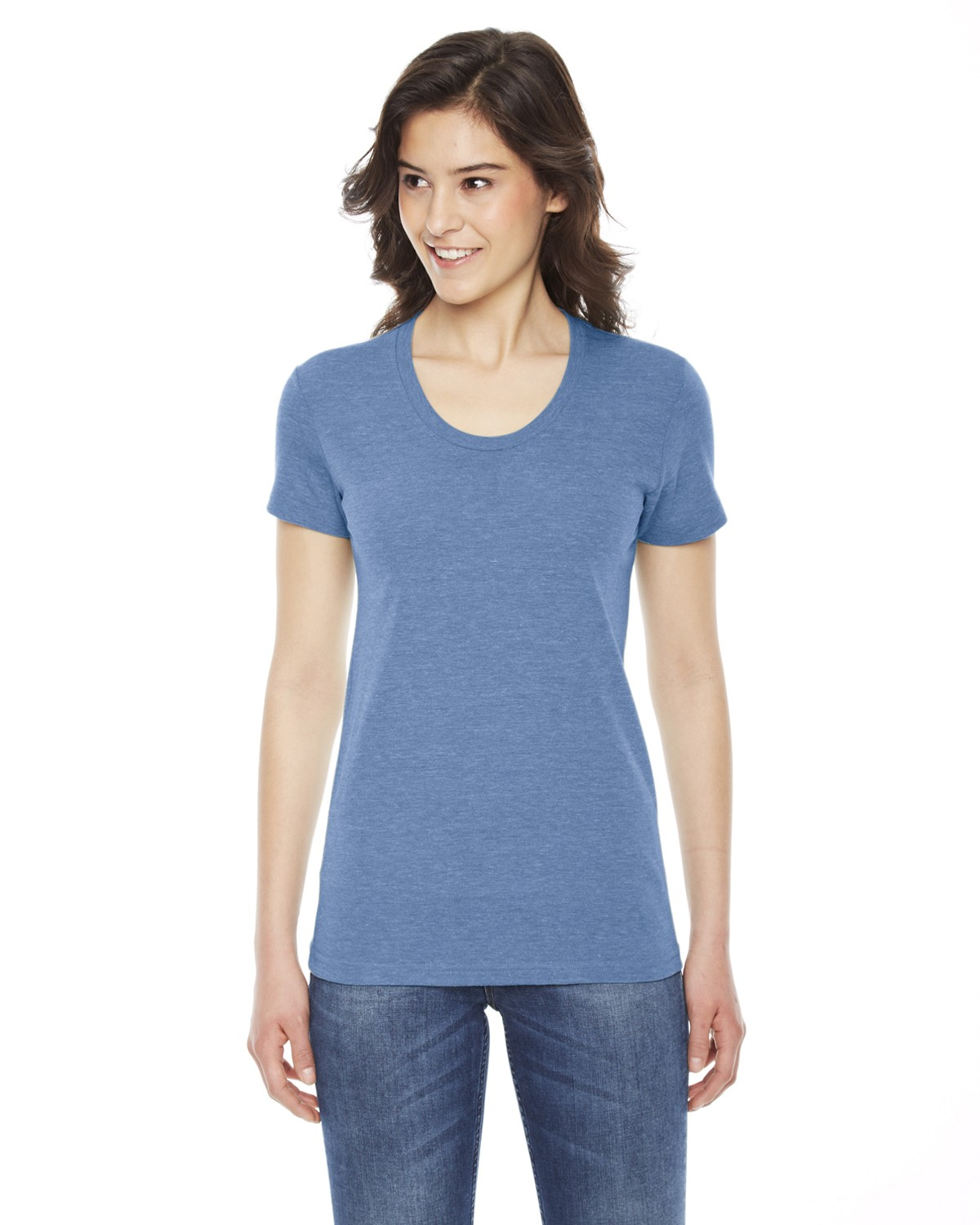 TR301W American Apparel ATHLETIC BLUE
