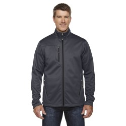 North End 88213 Men's Trace Printed Fleece Jacket