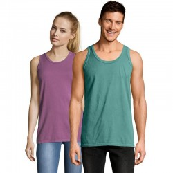 Comfortwash GDH300 GRTDYE Mens Garment Dyed Sleeveless Tank Top