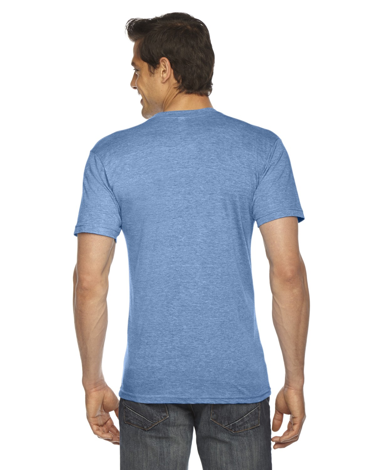 TR461W American Apparel ATHLETIC BLUE