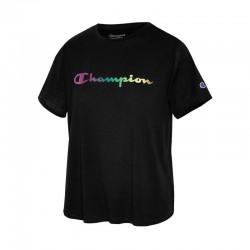 Champion W5682G 550770 Sport Lightweight Tee, Gradient Logo