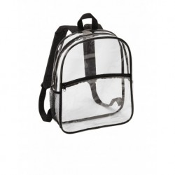 Port Authority BG230 Clear Backpack