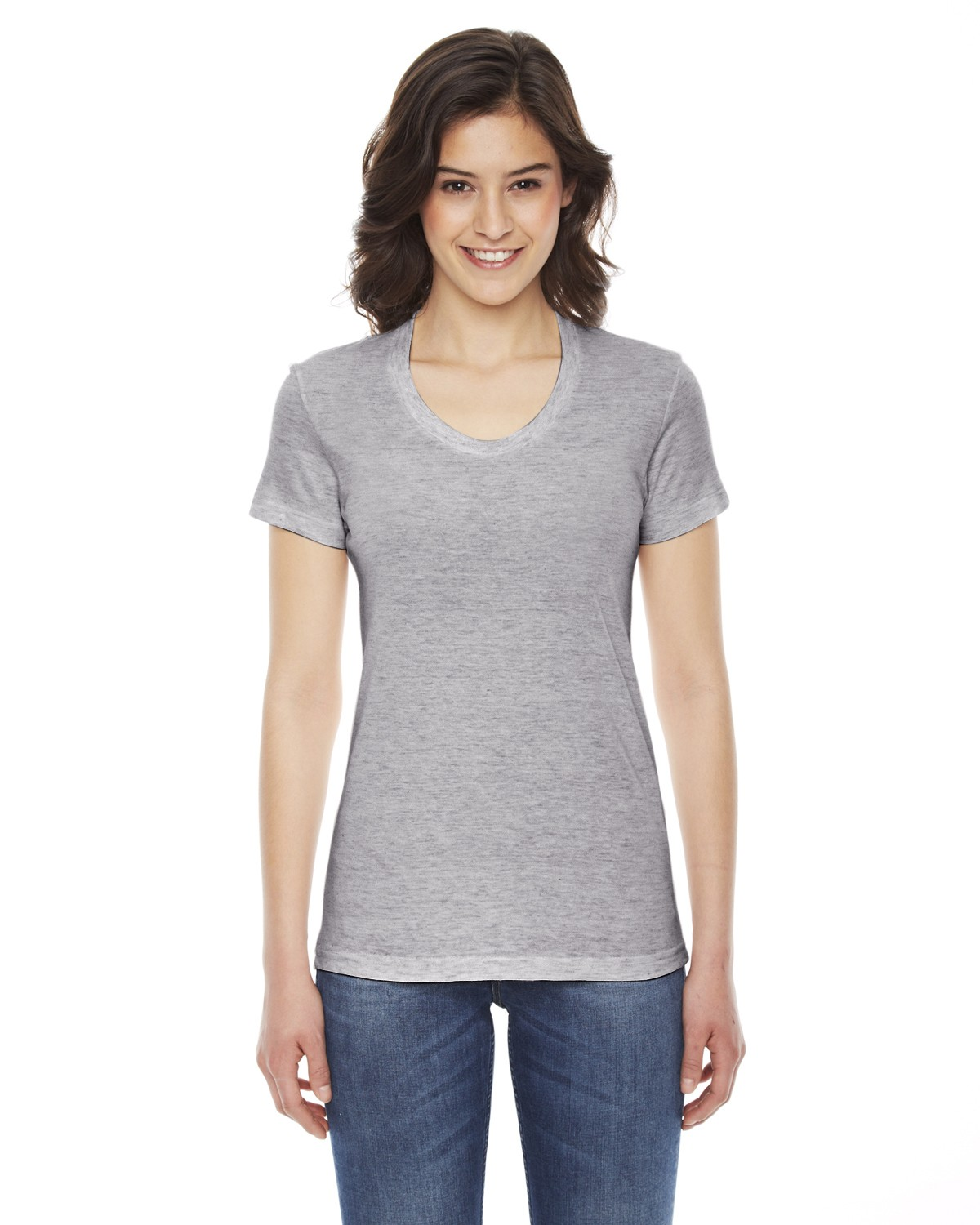 TR301W American Apparel ATHLETIC GREY