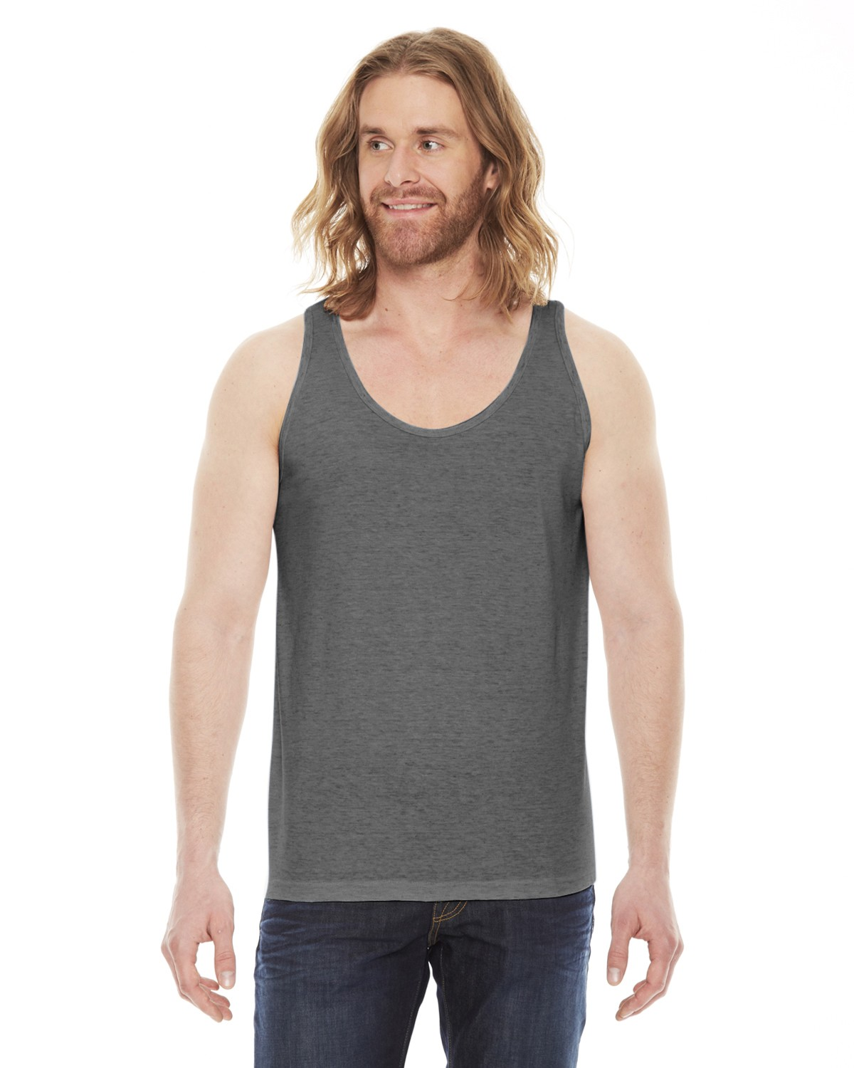 TR408W American Apparel ATHLETIC GREY