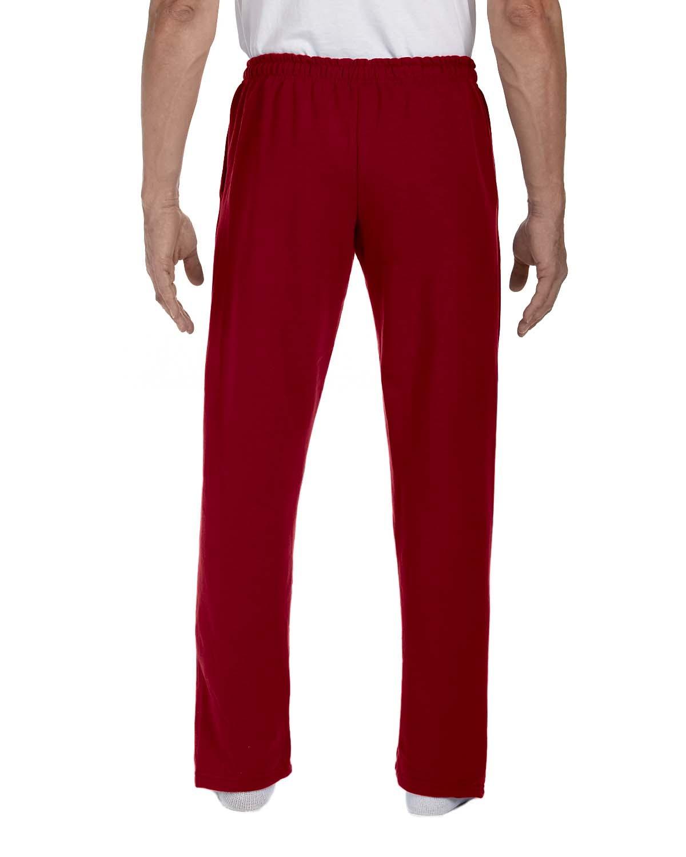 G123 Gildan CARDINAL RED