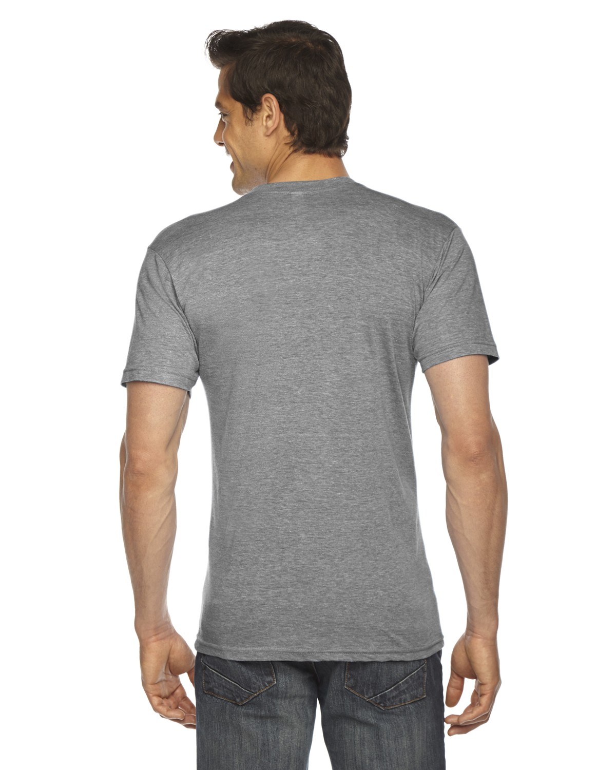TR461W American Apparel ATHLETIC GREY