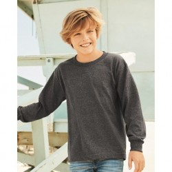 ALSTYLE 3384 Youth Classic Long Sleeve T-Shirt
