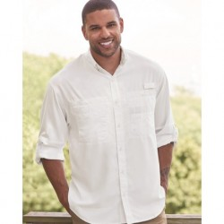 Hilton ZP2299 Baja Long Sleeve Fishing Shirt