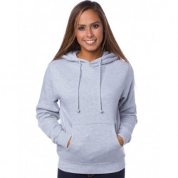 Independent Trading Co. IND008 Womens Pullover Hooded Sweatshirt