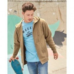 Independent Trading Co. SS4500Z Midweight Full-Zip Hooded Sweatshirt