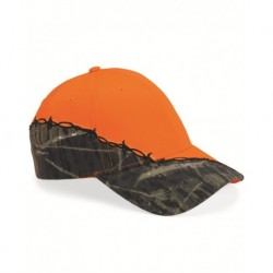 Kati LC4BW Camo Cap with Barbed Wire Embroidery